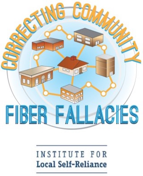 Community Fiber Fallacies Logo