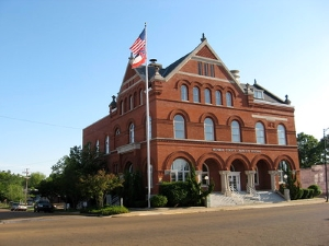 Monroe County Chancery Building