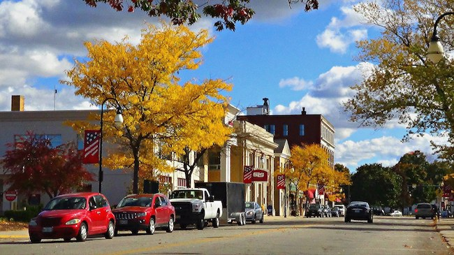 Sanford, Maine, Moves Muni Project With TIF | community