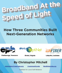 Broadband at Speed of Light Cover
