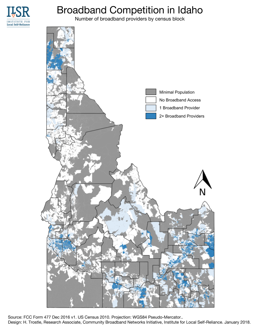 idaho broadband competition map