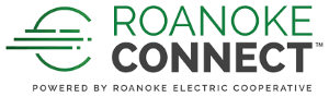 Roanoke Connect logo