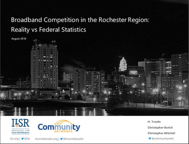 Policy Brief: How FCC Data Has Failed Rochester, Minnesota