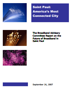 St Paul BAC Report Cover